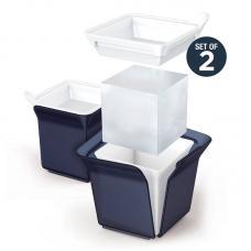 Форма для льда Zoku Cube черная