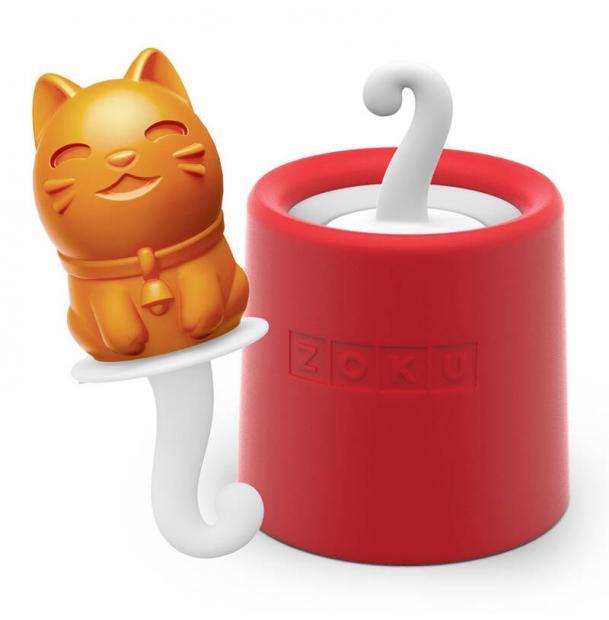 Форма для мороженого Zoku Kitty
