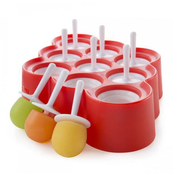 Форма для мороженого Zoku Mini 9 шт.
