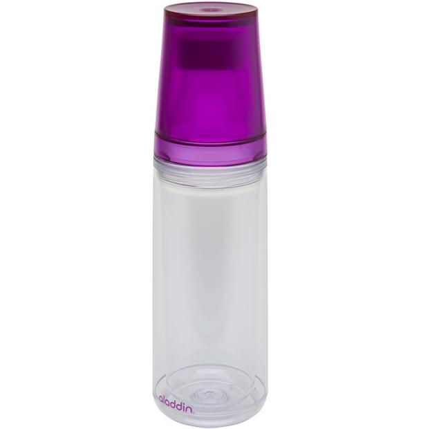 Пластиковая бутылка Aladdin CRAVE 0.75L Double Wall Carafe Berry 10-01550-004