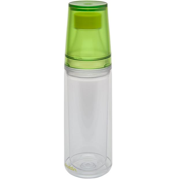 Пластиковая бутылка Aladdin CRAVE 0.75L Double Wall Carafe Lettuce