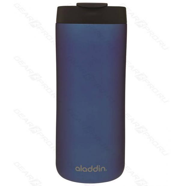 Термостакан Aladdin FLIP & SEAL 0.35L Vacuum Mug Stainless Steel Blue