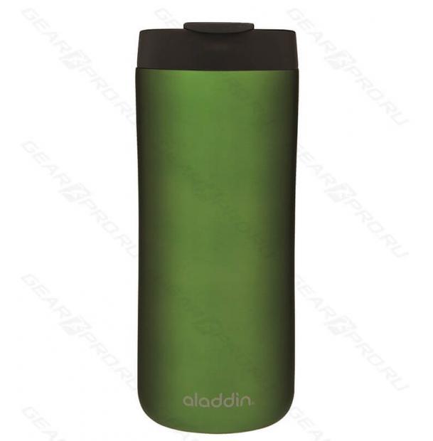 Термостакан Aladdin FLIP & SEAL 0.35L Vacuum Mug Stainless Steel Green