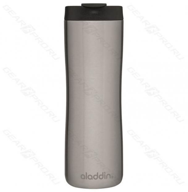 Термостакан Aladdin FLIP & SEAL 0.47L Vacuum Mug Stainless Steel Brushed Steel