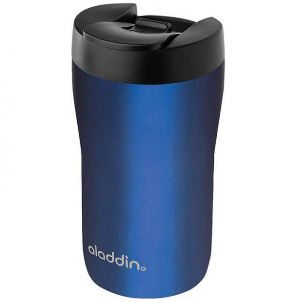 Термокружка Aladdin Latte 0.25L Vacuum Mug Leak-Lock Blue