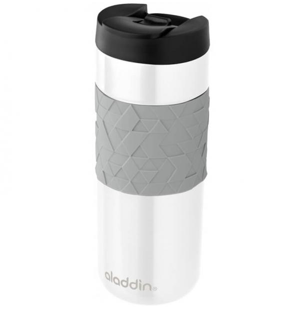 Термокружка Aladdin Thermavac 0.47L Vacuum Mug Leak-Lock White 10-02679-007