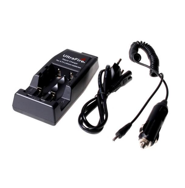 Зарядное устройство ArmyTek 18650 Li-Ion двухканальное