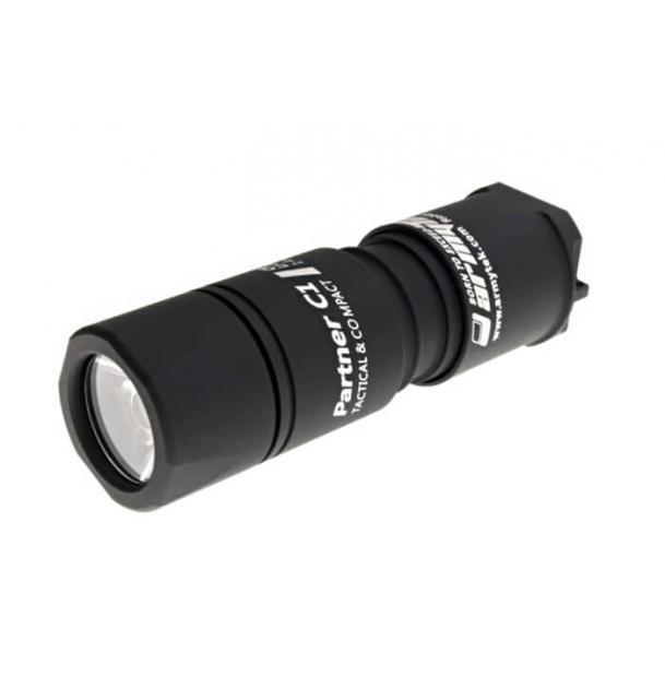 Фонарь Armytek Partner C1 v3 XP-L теплый свет