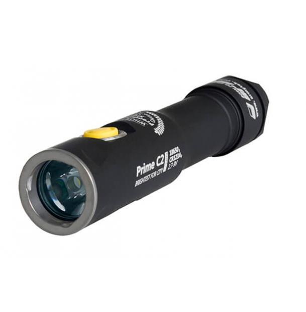 Фонарь Armytek Prime C2 Pro v3 XHP35 тёплый свет