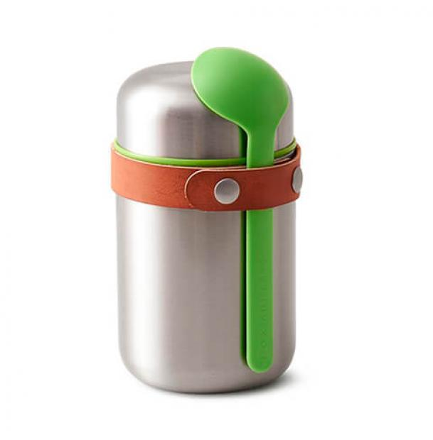 Термос для еды Black+Blum 0.4L Food Flask Stainless Steel Lime