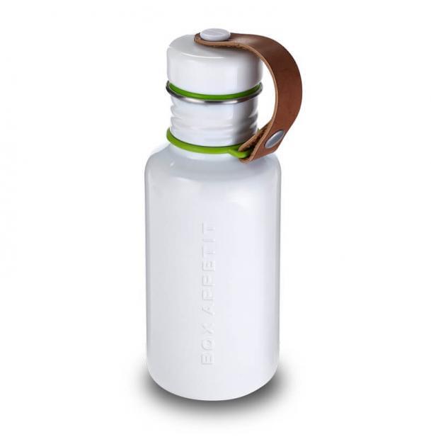 Бутылка Black+Blum 0.5L Water Bottle White
