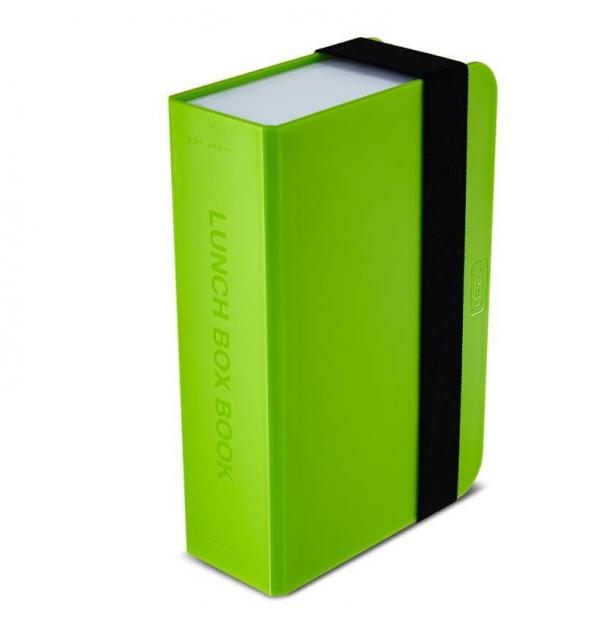 Ланч бокс Black+Blum Lunch Box Book Lime