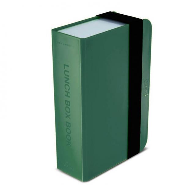 Ланч бокс Black+Blum Lunch Box Book Olive