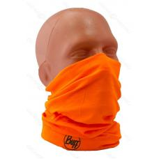 Бандана Buff High UV Protection Solid Orange Fluor