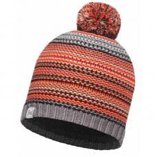 Шапка Buff Junior Knitted & Polar Hat Amity Grey Castlerock