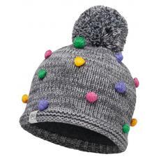 Шапка Buff Child Knitted & Polar Hat Odell Grey Vigore