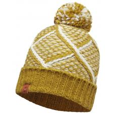 Шапка Buff Knitted Hat Plaid Tobaco