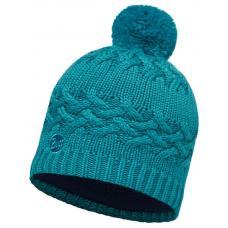 Шапка Buff Knitted & Polar Hat Savva Blue Capri