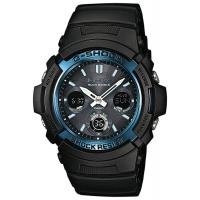 Часы Casio G-Shock AWG-M100A-1A