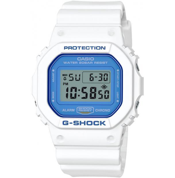 Часы Casio G-Shock DW-5600WB-7E