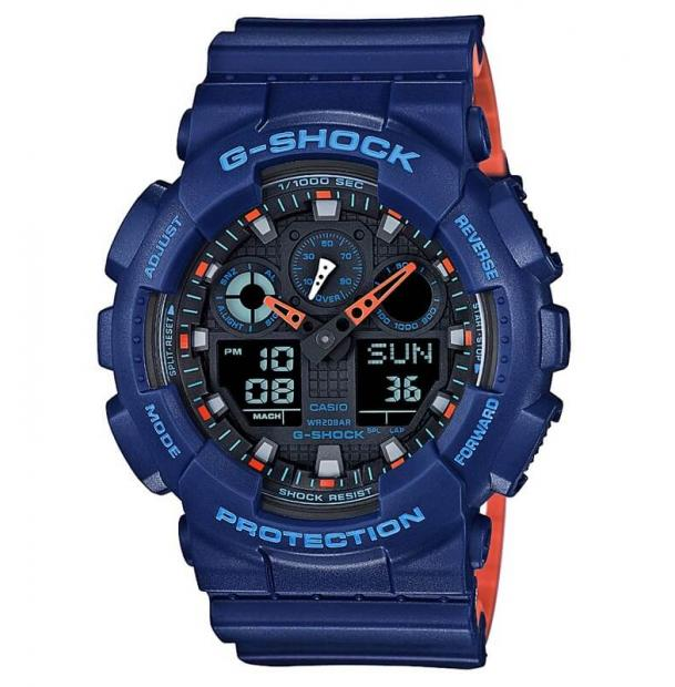 Часы Casio G-Shock GA-100L-2A