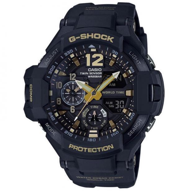 Часы Casio G-Shock GA-1100GB-1A