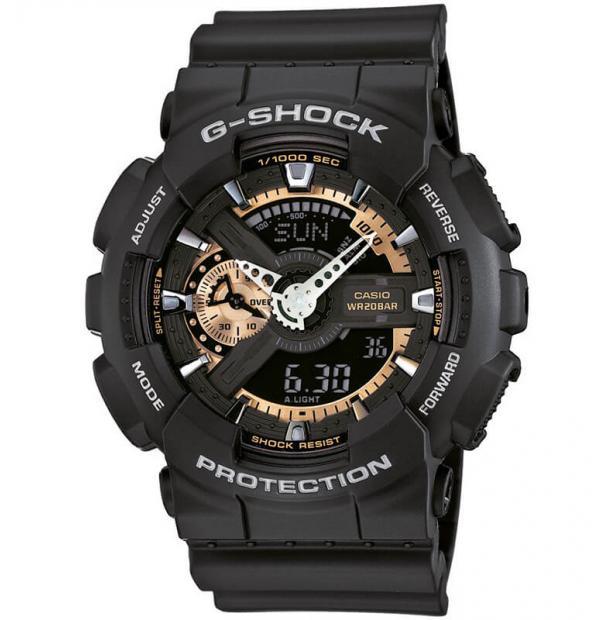 Часы Casio G-Shock GA-110RG-1A