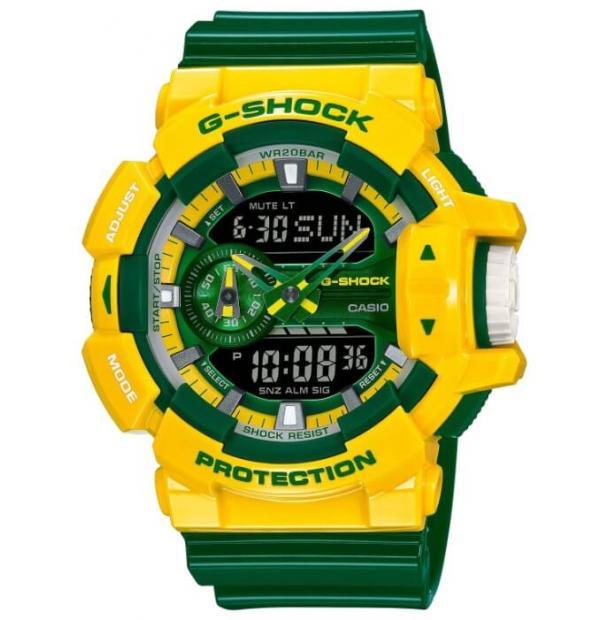Часы Casio G-Shock GA-400CS-9A
