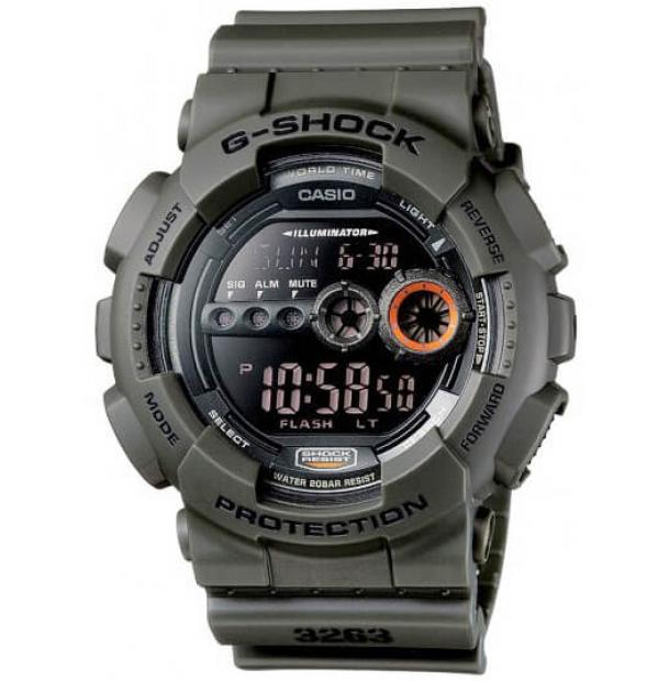 Часы Casio G-Shock GD-100MS-3E