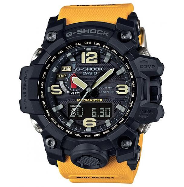 Часы Casio G-Shock GWG-1000-1A9