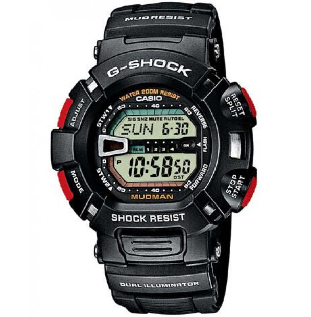 Часы Casio G-Shock G-9000-1V