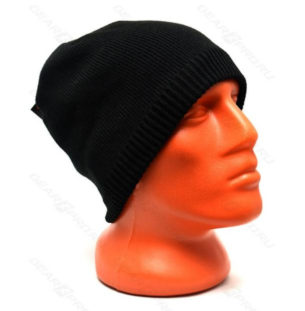 Шапка водонепроницаемая DexShell Waterproof Beanie Solo Black DH372-B