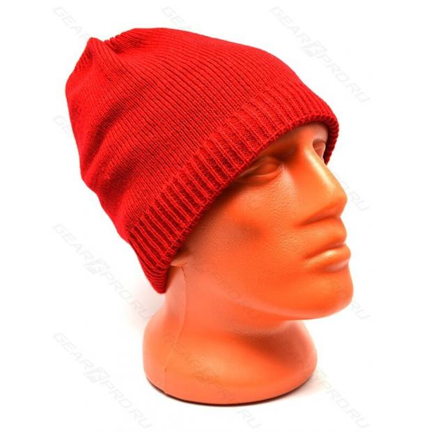 Шапка водонепроницаемая DexShell Waterproof Beanie Solo Red DH372-R