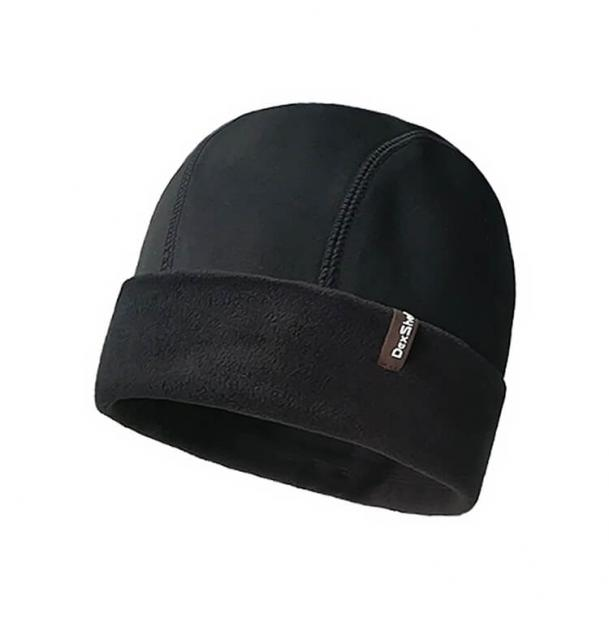 Шапка водонепроницаемая DexShell Waterproof Watch Hat Black DH9912BLK SM