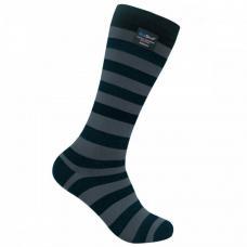 Носки водонепроницаемые Dexshell Longlite Bamboo Grey Socks S