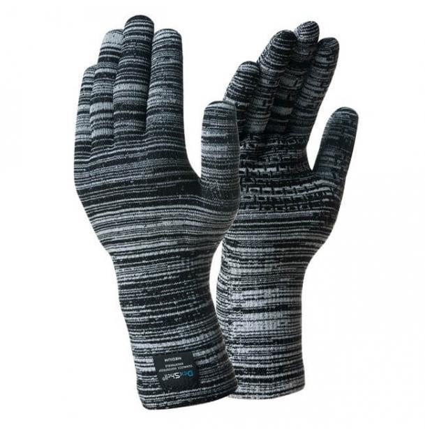 Перчатки водонепроницаемые Dexshell Waterproof Alpine Contrast Glove S DG320S