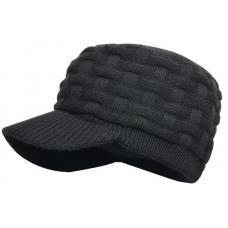 Шапка водонепроницаемая Dexshell Waterproof Beanie Peaked Black