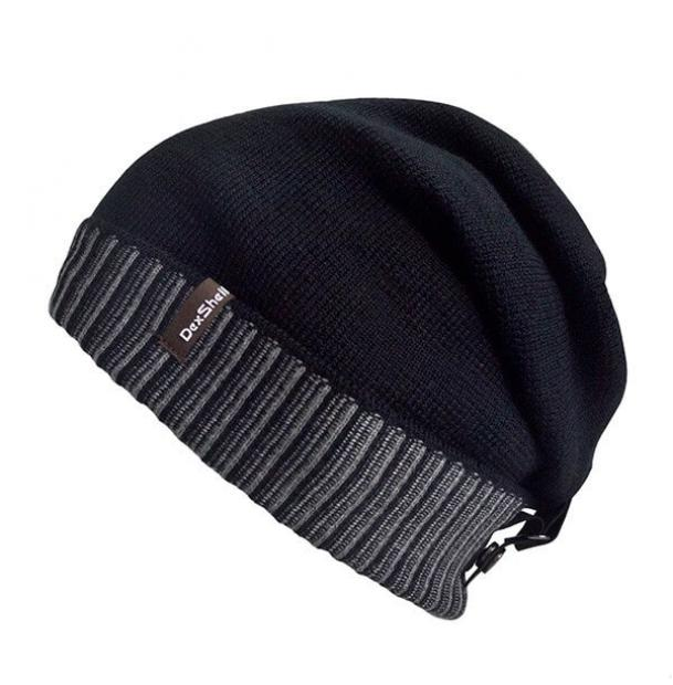 Шапка водонепроницаемая Dexshell Waterproof Beanie Slouch Back