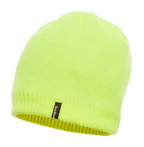 Шапка водонепроницаемая Dexshell Waterproof Beanie Solo Yellow DH372-YH