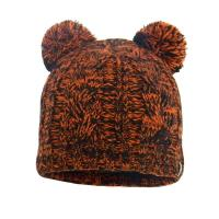 Шапка детская водонепроницаемая Dexshell Waterproof Children Beanie Twin PomPom Tangelo Red