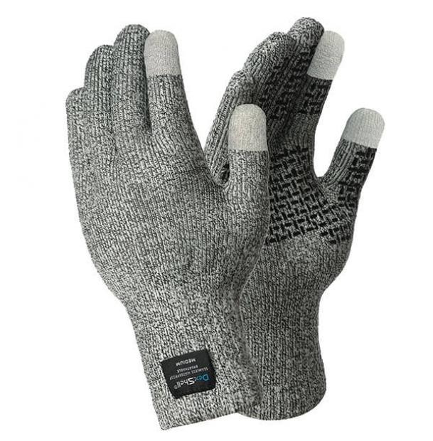 Перчатки водонепроницаемые Dexshell Waterproof TechShield Touchscreen Gloves S