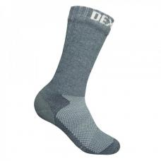 Носки водонепроницаемые Dexshell Waterproof Terrain Walking Grey L