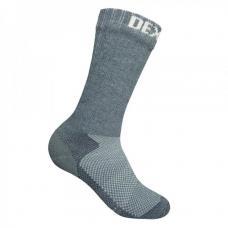 Носки водонепроницаемые Dexshell Waterproof Terrain Walking Grey S
