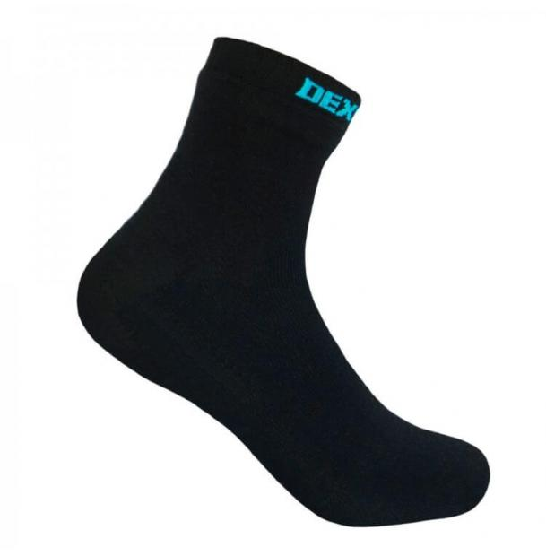 Носки водонепроницаемые Dexshell Waterproof Thin Black S