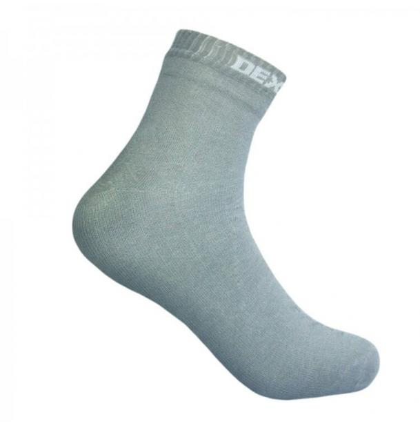Носки водонепроницаемые Dexshell Waterproof Thin Grey S