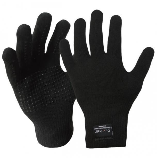 Перчатки водонепроницаемые Dexshell Waterproof TouchFit Gloves L