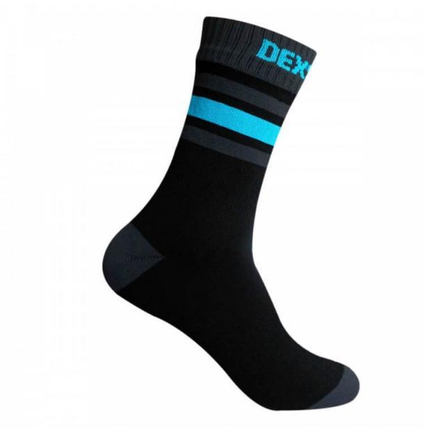 Носки водонепроницаемые Dexshell Waterproof Ultra Dri Sports Socks Blue L