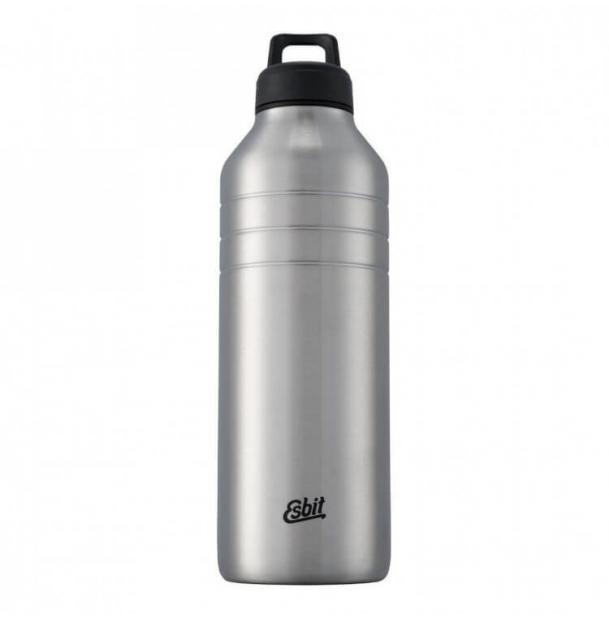 Бутылка Esbit 1.38L Stainless Steel Matt