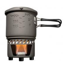 Горелка для сухого горючего + чаша Esbit Cookset 585 ml