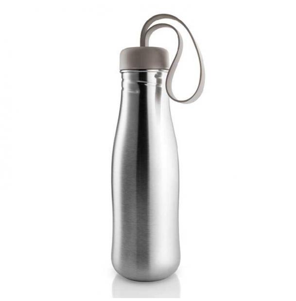 Бутылка Eva Solo Active Drinking Bottle Steel Warm Grey